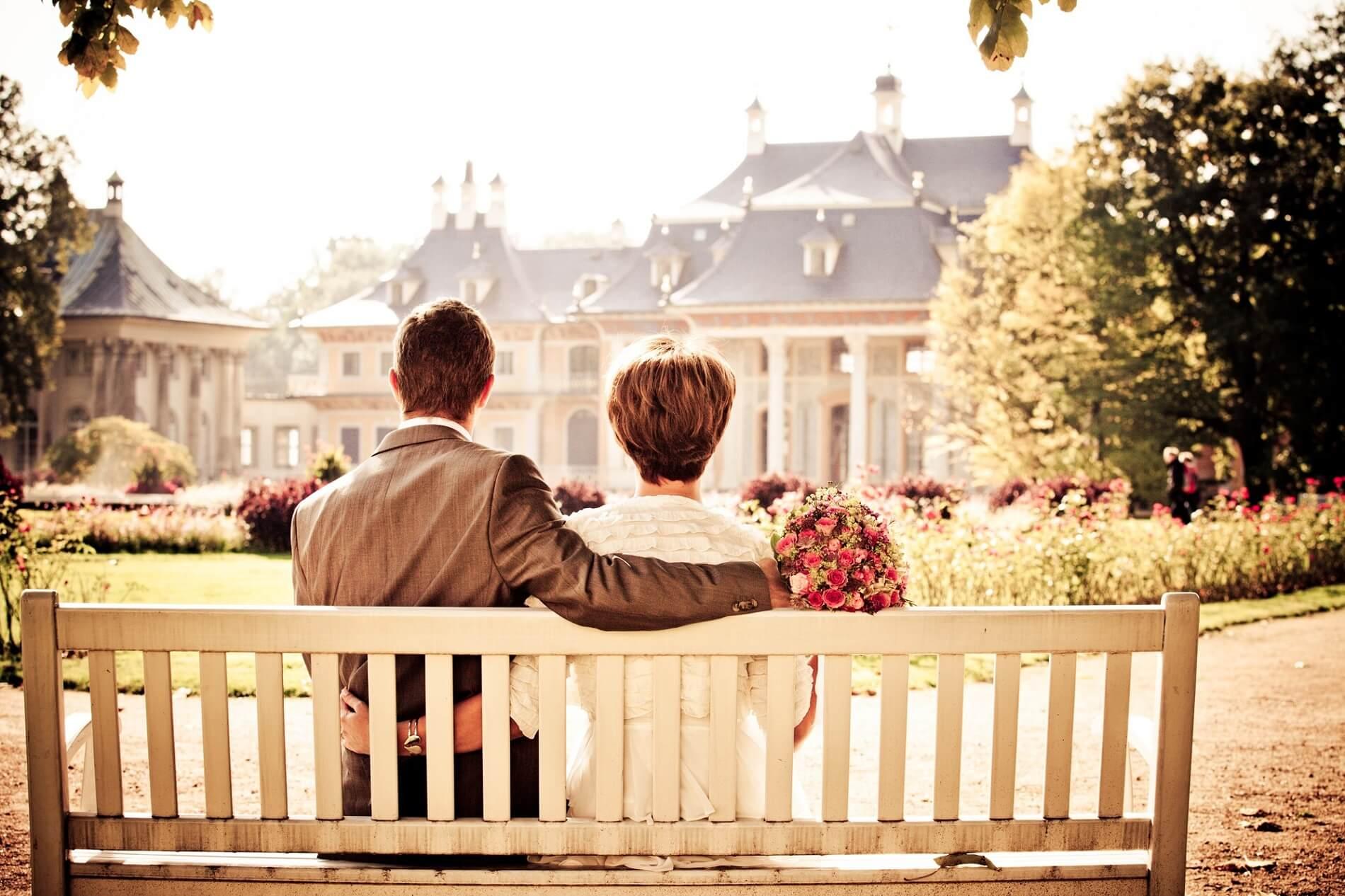 Serwis randkowy na podwórku