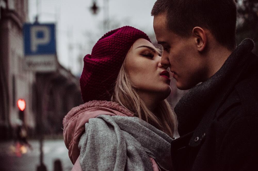 Kiedy pocałować