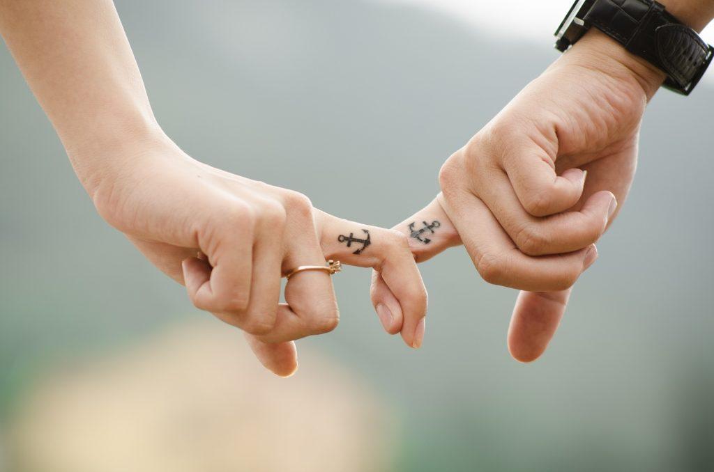 miłość odległość