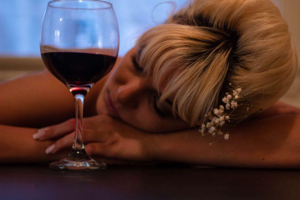 nadużywanie alkoholu w zwiazku